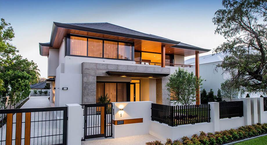 รับสร้างบ้านสวย
